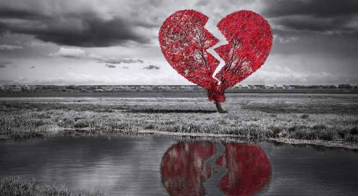 This Is How It Feels To Have Your Heart Broken EveryDay