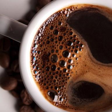 Drinking Coffee Is Racist