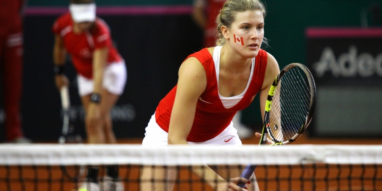 What's Wrong With Saying That Eugenie Bouchard Is Hot?