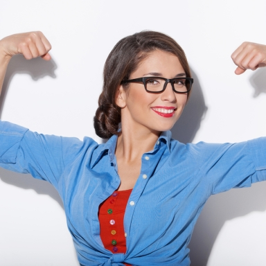 40 Rules For Strong Women