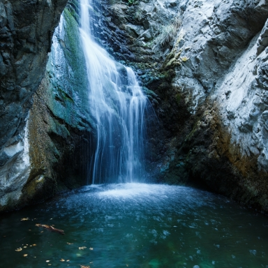 Life Is But A Waterfall