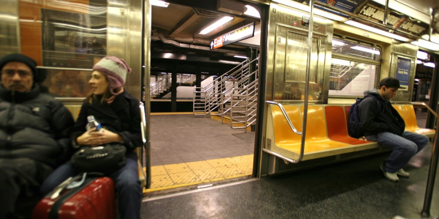 11 Greatest Fears While Riding The NYC Subway