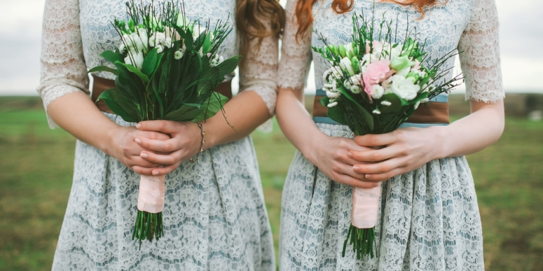 6 Reasons You Should Have A Stranger Be YourBridesmaid