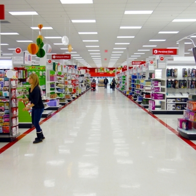 How To Survive Shopping At Target