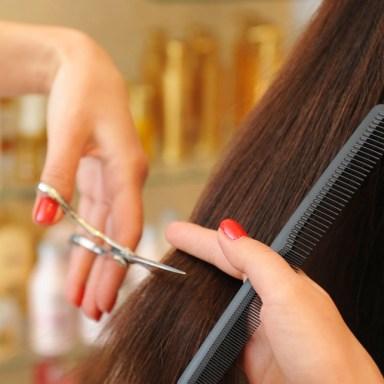 On Cutting My Hair
