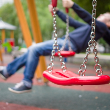 Life Is A Playground And Here's Why