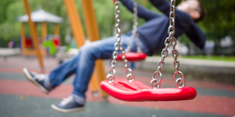 Life Is A Playground And Here'sWhy