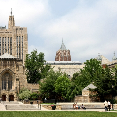 The Ivy League Doesn't Make Zombies: On Getting An Education At Yale