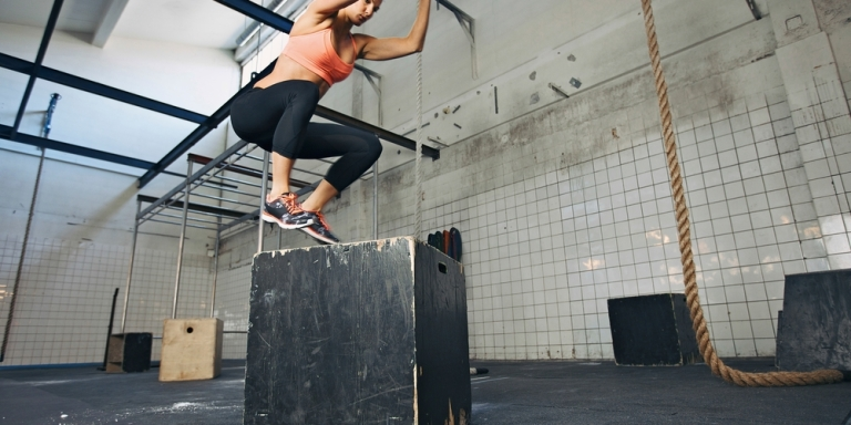 6 Things Everyone Thinks When They're New ToCrossFit