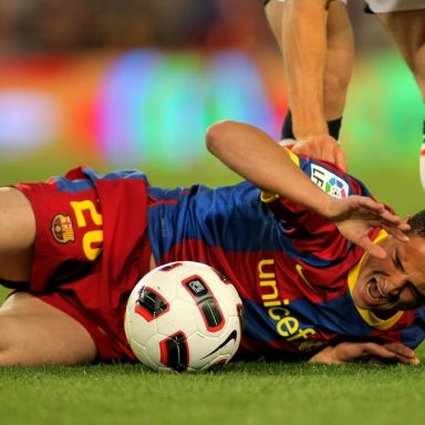 Guess Which Country Has Faked The Most Injuries In The 2014 World Cup So Far?