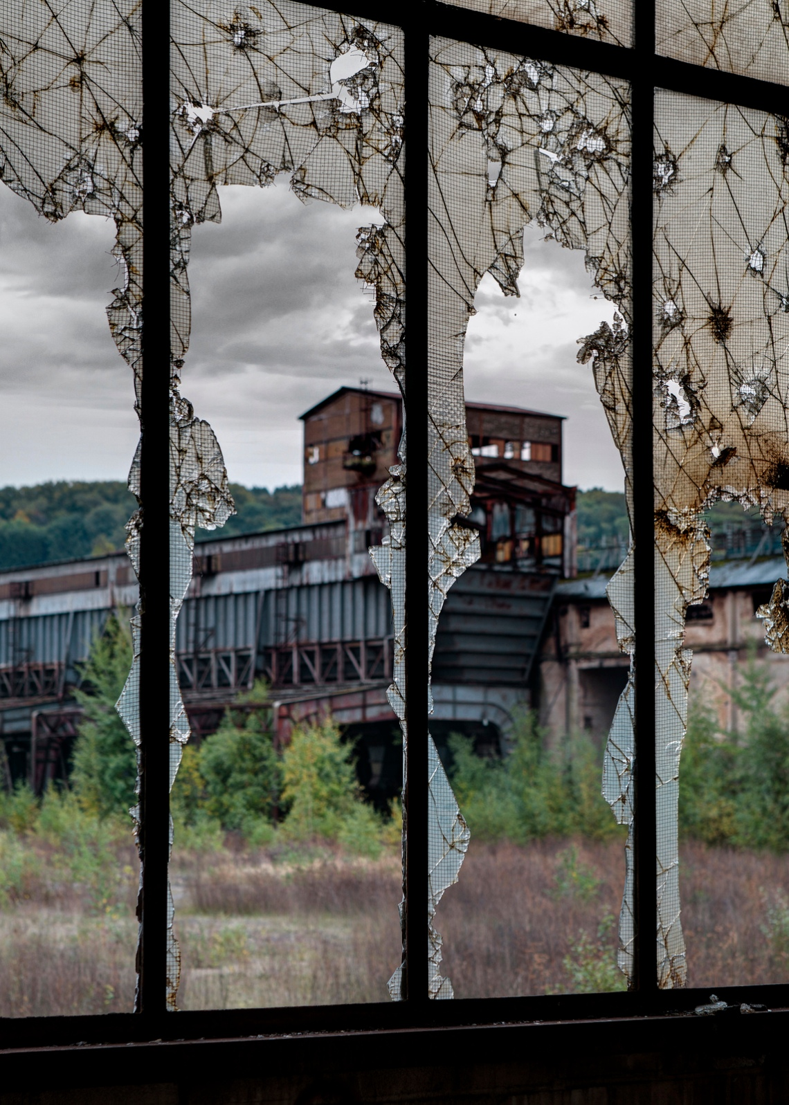 Steel plant. Photograph by Forgotten Heritage Photography. Used with permission.