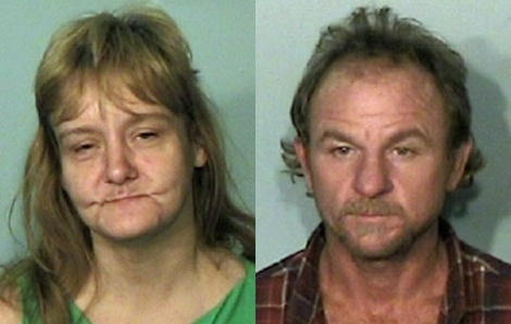 Tabbatha Sturgill and Christopher Dowdy, Courtes of the Glenn Country Police Department