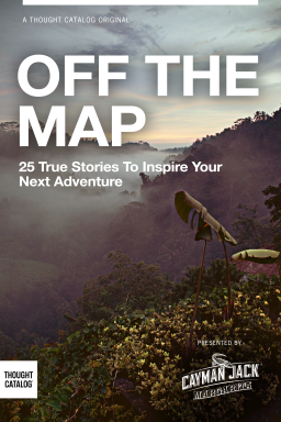 Off the Map: 25 True Stories to Inspire Your NextAdventure