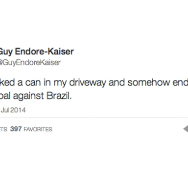 Germany Destroyed Brazil In the World Cup And Twitter Decided To Do The Same