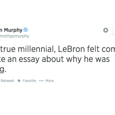 The Funniest Twitter Reactions To Lebron James Signing With Cleveland