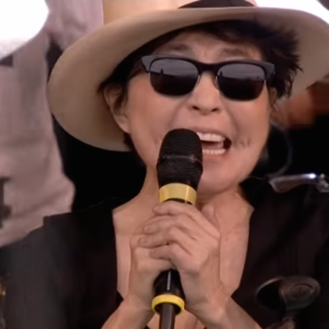 This Brutally Bad Live Performance By Yoko Ono Will Literally Make You Want To Die