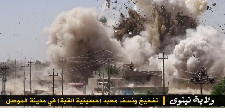 Muslim Extremists Begin Carrying Out Cultural Cleansing InIraq