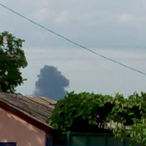Malaysian Airliner Shot Down By Rebels In Ukraine, 295 People Aboard