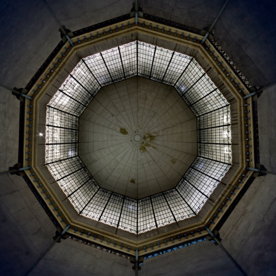 Look up! Photograph by Forgotten Heritage Photography. Used with permission.