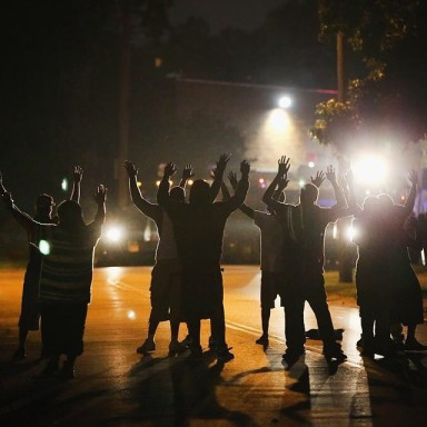 We Have To Start Somewhere: On Michael Brown, Ferguson, And Our Social Duty