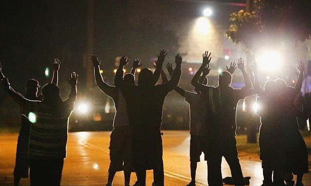 We Have To Start Somewhere: On Michael Brown, Ferguson, And Our SocialDuty