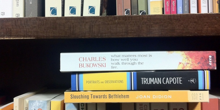 5 Books For The SlightlyDisillusioned