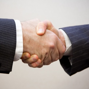 Please Bring Back The Traditional Handshake