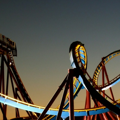 Stop What You're Doing Right Now, Because Here's A List Of The Best Amusement Attractions Around The Country!