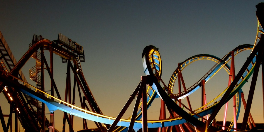 Stop What You're Doing Right Now, Because Here's A List Of The Best Amusement Attractions Around TheCountry!