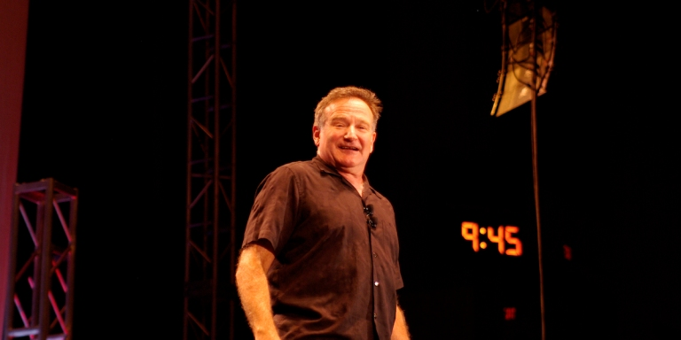 Robin Williams, Depression And The BurningSwamp