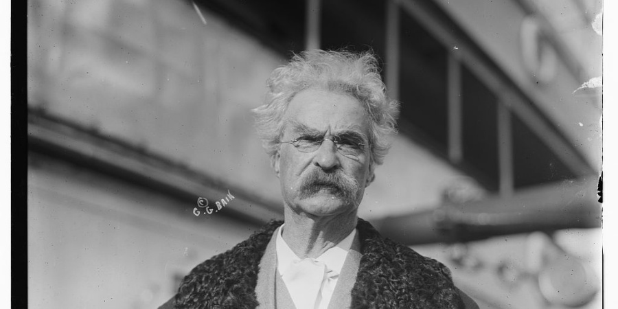 Mark Twain Is The Kanye West Of Literature: Annoying AndOverrated