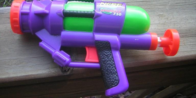 Bring A Nerf Gun To School? That's ASuspension