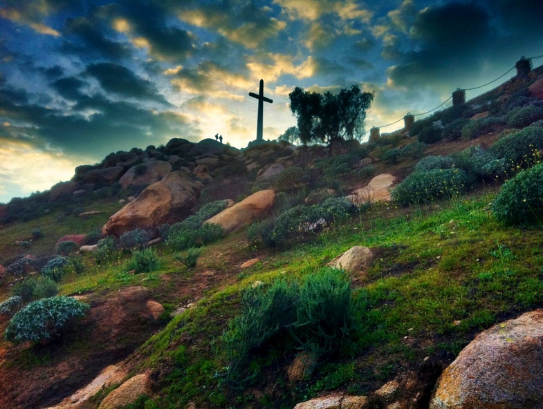 Mt. Rubidoux/ image by JAMES MARQUEZ