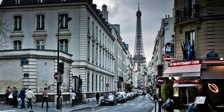 A Solo Trip To Paris SavedMe