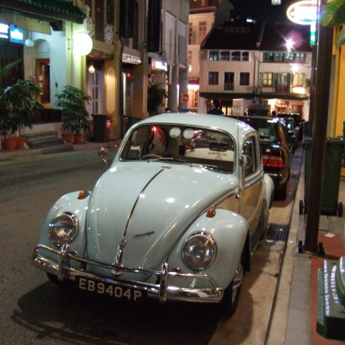 10 Things You Experience As The Owner Of A Vintage Volkswagen Beetle