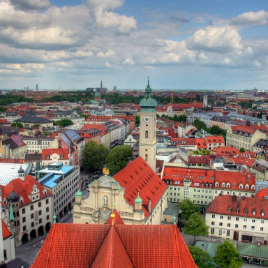3 Examples Of Just How Different German Cities Are From American Cities