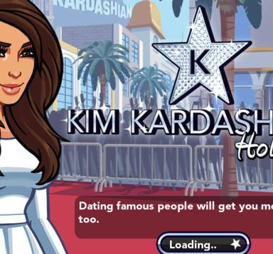 What I Imagine The Kardashian App Game Is Like, By Someone Who Has Never Played It