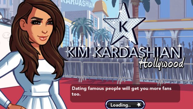 What I Imagine The Kardashian App Game Is Like, By Someone Who Has Never PlayedIt