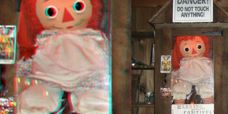 The Real Origin Story Of The Haunted AnnabelleDoll