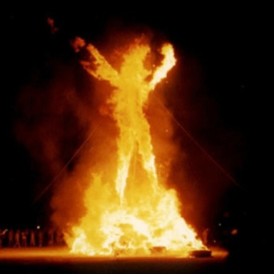 To Burn, Or Not To Burn? A Neurotic Introvert's Struggle To Attend Burning Man