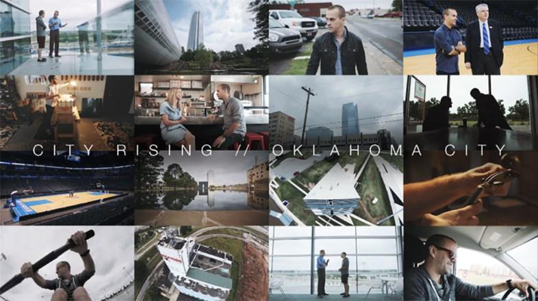 City-Rising-OKC-Poster-by-Ben-Bradley