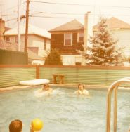 early august 1973 pool
