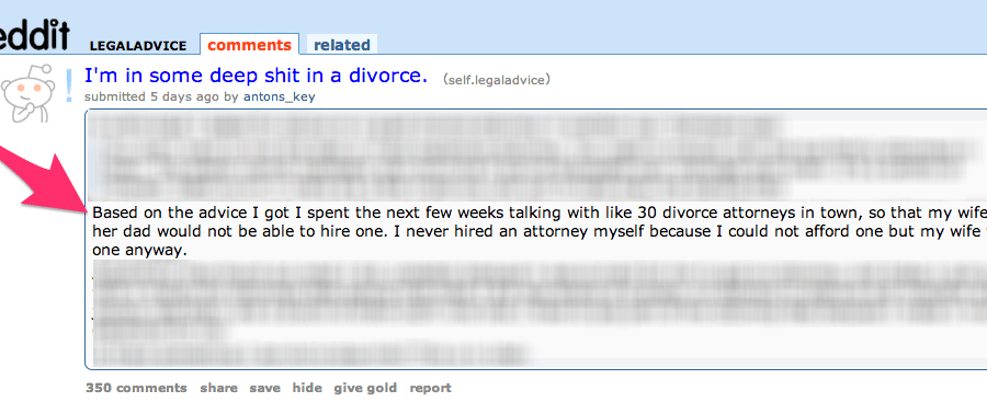 You Have To Read How This Guy's Advice From Reddit To Screw Over His Ex-Wife Completely Backfired On Him