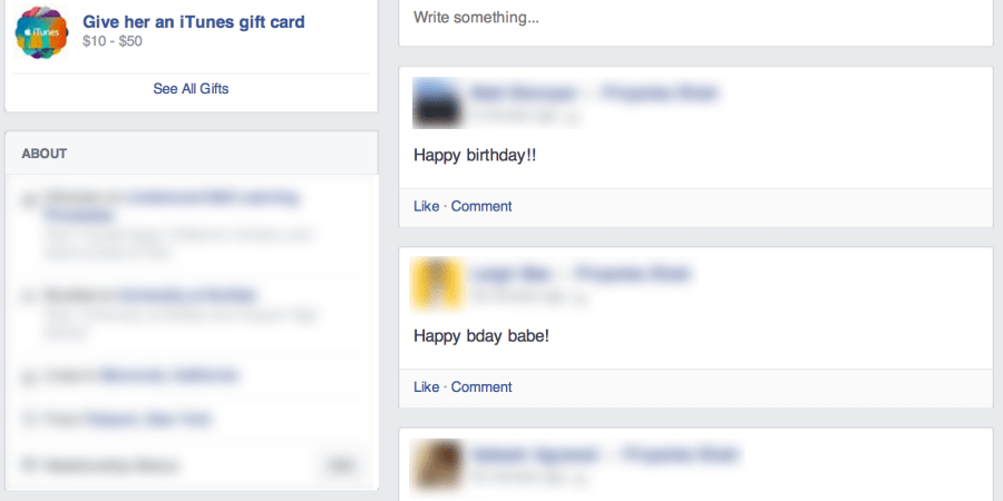 Let's Do Ourselves A Favor And Stop Saying 'Happy Birthday' On Facebook