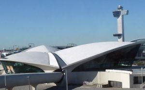 mid-august 1973 TWA terminal