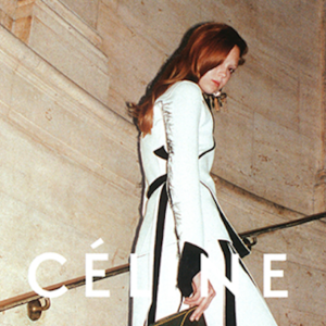 There's A New Face Popping Up In The Céline Campaigns