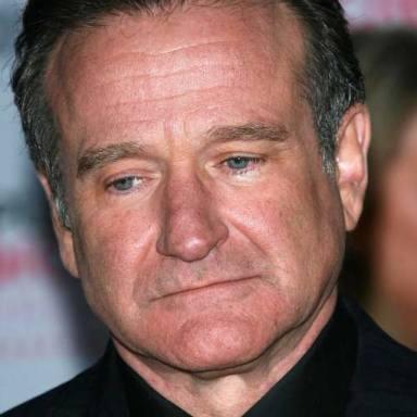 Depression Didn't Kill Robin Williams; Robin Williams Did