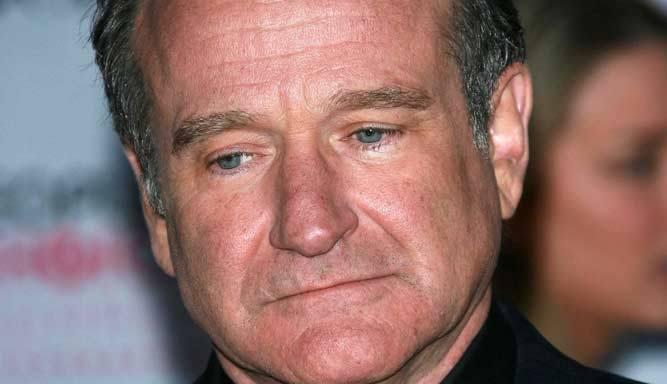 Depression Didn't Kill Robin Williams; Robin WilliamsDid