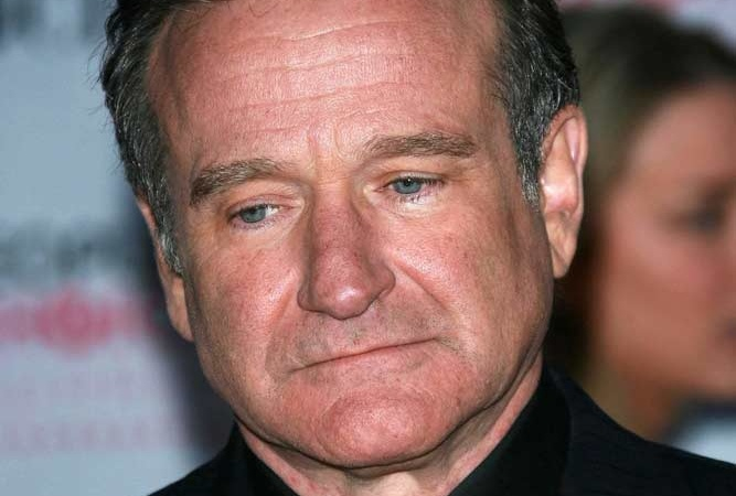Depression Didn't Kill Robin Williams; Robin Williams Did