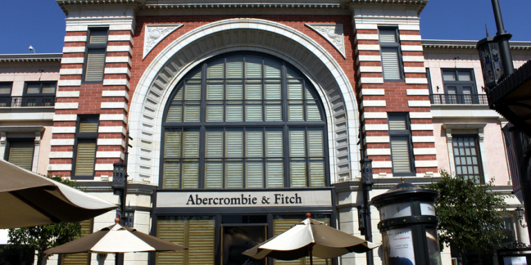 Going Into Abercrombie And Hollister In Your 20s IsTerrifying